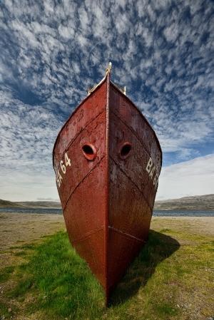 Garðar shipwreck