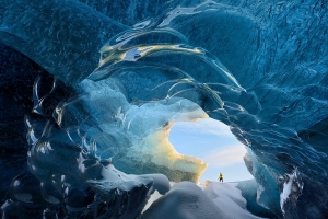 Ancient Ice Cave