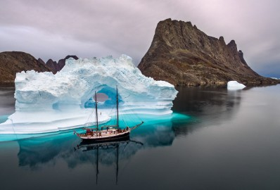 2018 East Greenland Sailing Expedition