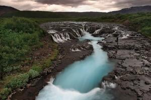 Brúarfoss - Iceland