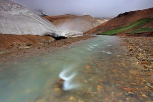Geothermal River