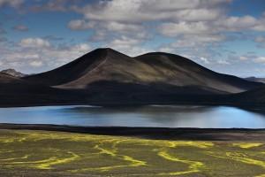 Crater Lake near Landmannalaugar