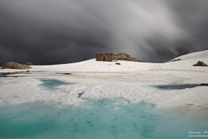 Lac Blanc near Chamonix, France