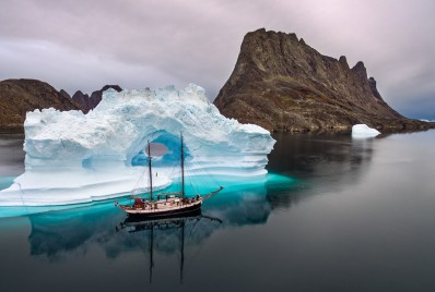 Fjords of Silence – East Greenland Scoresbysund Sailing Photo Expeditions