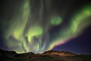 Electric Atmosphere - Aurora at Kleifarvatn, Iceland